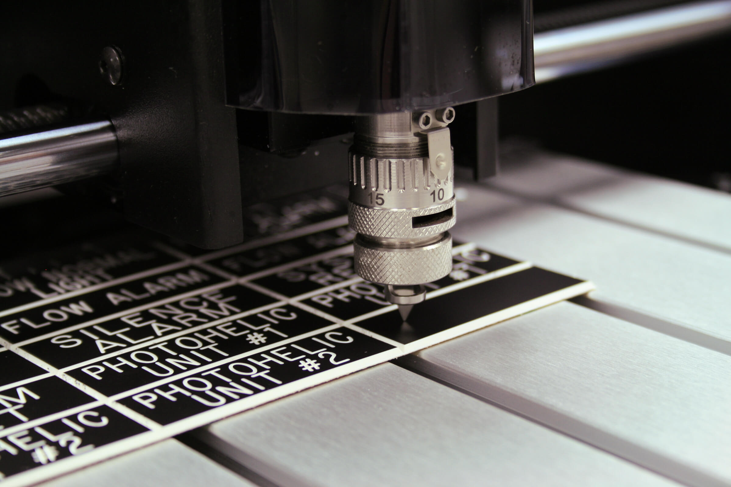 Vision Engraving Machines For Sale In Ohio Made In Usa
