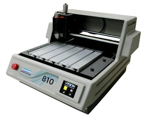 ve 810 engraving machine