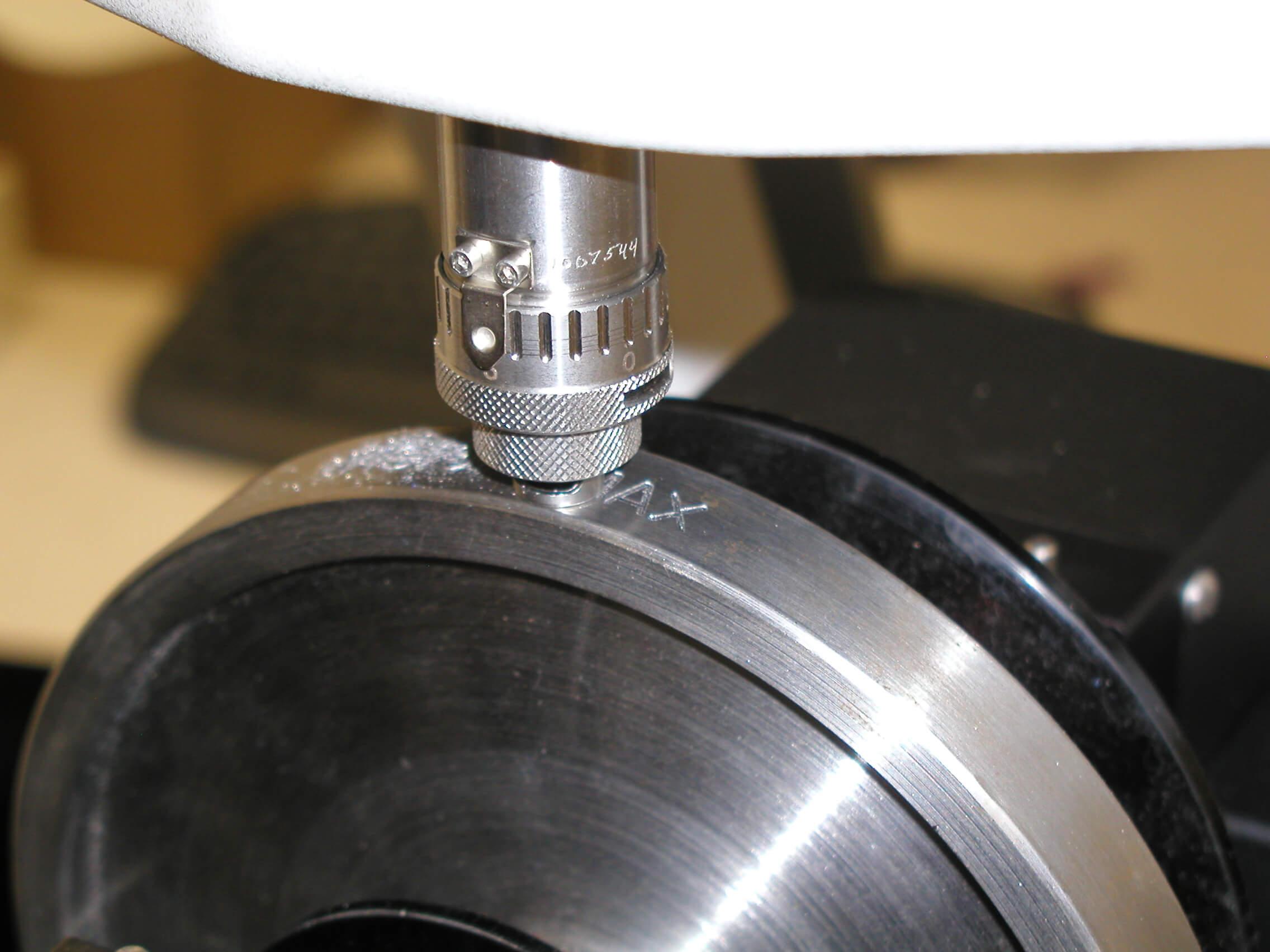 Vision CNC Engraving Machine